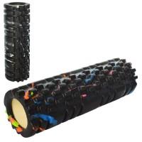 Валик (ролик, роллер) массажный для йоги, фитнеса (спины и ног) OSPORT (MS 2126)