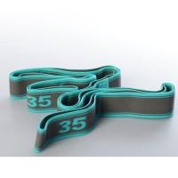 Резинка для фитнеса и спорта (лента эспандер) эластичная Profi (MS 2238-2)