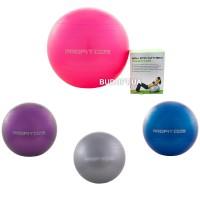 Фитбол (Мяч для фитнеса, гимнастический) глянец Profitball 85 см (M 0278)
