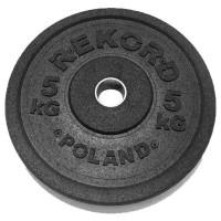 Бамперный диск Rekord BP-5 5 кг