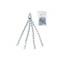 Подвесная цепь для груши и мешка для бокса металлическая SENAT на 4 луча