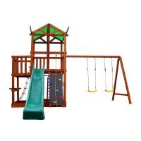 Детский игровой комплекс для улицы SportBaby (Babyland-5)