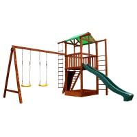 Игровой комплекс для дачи SportBaby (Babyland-6)