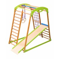 Детский спортивный комплекс 132х85х130см SportBaby (BabyWood)