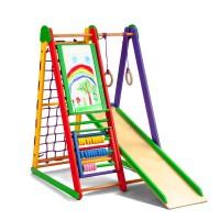 Детский спортивный уголок 80х100х130см SportBaby (Kind-Start)