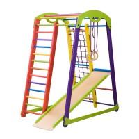 Детский спортивный комплекс 132х85х150см SportBaby (Кроха-1 мини)