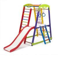 Детский спортивный комплекс 132х85х150см SportBaby (Кроха-1 Plus 2)