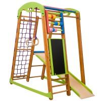 Детский спортивный комплекс 132х85х150см SportBaby (Кроха-2)