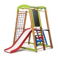Детский спортивный комплекс 132х85х150см SportBaby (Кроха-2 Plus 3)