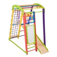 Детский спортивный комплекс 132х85х150см SportBaby (Кроха 1)