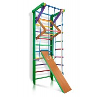 Детский спортивный уголок SportBaby (Робин Гуд 3-240)