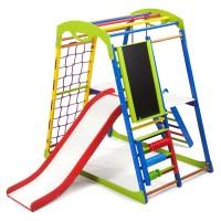 Детский спортивный комплекс 132х85х130см SportBaby (SportWood Plus 3)