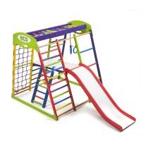 Детский спортивный комплекс 132х124х130см SportBaby (Юнга Plus 2)