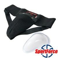 Мужская защита паха SportForce SF-GG02