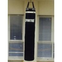 Мешок боксерский кожаный Sportko 180см (РемКож180)