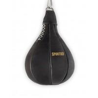 Груша боксерская каплевидная кожаная Sportko 40см (ГК1)