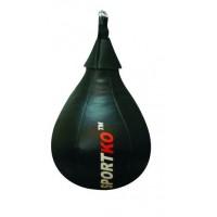 Груша боксерская каплевидная кожаная Sportko 50см (ГК3)