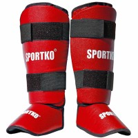 Защита для ног из кожвинила Sportko (331)