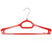 Вешалка пластиковая для одежды 45 см Stenson (ПП-ВО3)