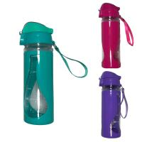 Бутылка (бутылочка) для воды и напитков спортивная 450мл Stenson (R83624)