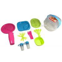 Набор посуды для пикника 36шт. на 4 персоны Stenson (R86497)