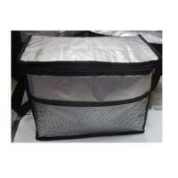 Термосумка (сумка-холодильник, термобокс) для еды и бутылочек с ручками 15л Stenson (R28797)
