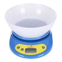 Кухонные весы электронные с чашей от 0 до 5кг Stenson (E00018)