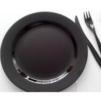 Тарелка стеклопластик 22см Stenson (GS-441)