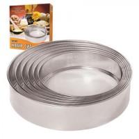 Сита кухонные железные набор 6шт Stenson (MH-0001)