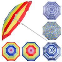 Зонт пляжный в чехле с ручкой 1.8м Stenson (MH-0038)