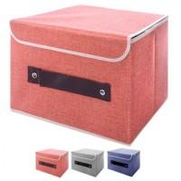 Ящик (органайзер) для хранения вещей тканевый 26х20х17см Stenson (R17460)