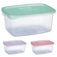 Емкость (контейнер) для сыпучих продуктов пластиковый 1.5л Stenson (РТ-82422)