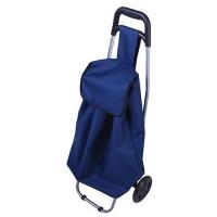 Тележка (сумка кравчучка на колесах) на колесиках (тачка хозяйственная) тканевая 93см Stenson (MH-2785)