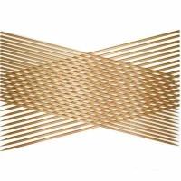 Набор бамбуковых шампуров Time Eco арт.5054