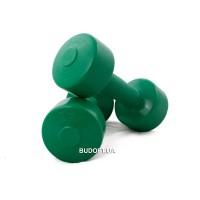 Гантели для фитнеса Титан 2 кг