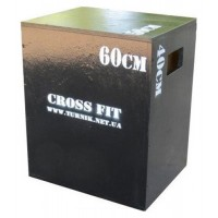 Тумба для кроссфита или плиометрический бокс 3 в 1 Triton CrossfitBox