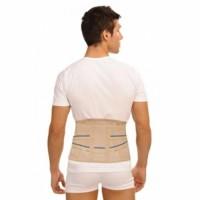 Корсет ортопедический анатомический (хлопок-53%) T-1585 бежевый