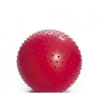 Гимнастический мяч с игольчатой поверхностью 65 см M-165