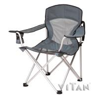 Кресло складное для отдыха и туризма 85х85х53см Vitan Берег (VT6010)