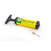 Насос ручной для мячей, велосипедов Zelart FB-4579