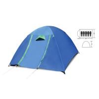 Палатка кемпинговая 6-и местная Zel SY-017