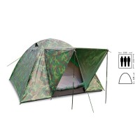 Палатка универсальная 3-х местная Zel SY-034