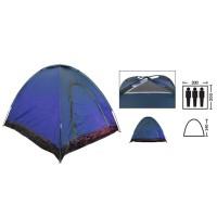 Палатка универсальная 3-х местная Zel SY-A-35-BL