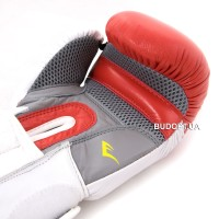 Перчатки боксерские Everlast BO-3626, Кожа (10, 12 унций)