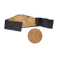 Пояс-корсет из собачьей шерсти Zelart ZD-2085