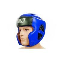 Шлем боксерский (в мексиканском стиле) FLEX ELAST BL-6247