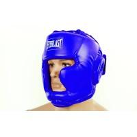 Шлем боксерский (с полной защитой) PU ELAST BO-3954