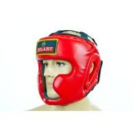 Шлем боксерский (с полной защитой) PU Zel ZB-5207