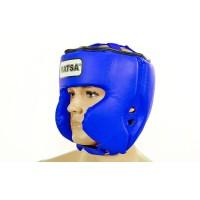 Шлем боксерский (в мексиканском стиле) PVC MATSA ME-0145