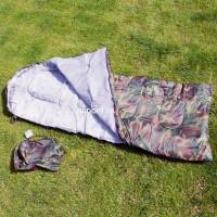 Спальный мешок одеяло с капюшоном Кокон SY-068